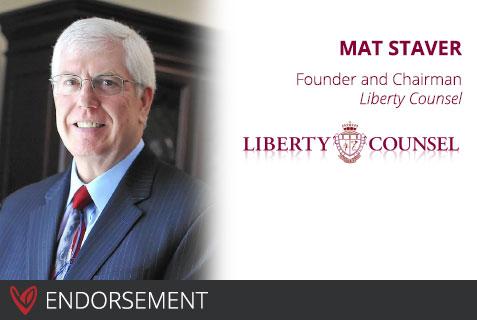 Dr. Mathew Staver