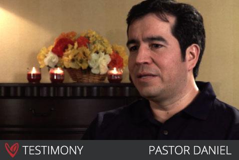 Pastor Daniel's Testimony