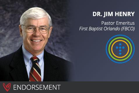 Dr. Jim Henry's Endorsement