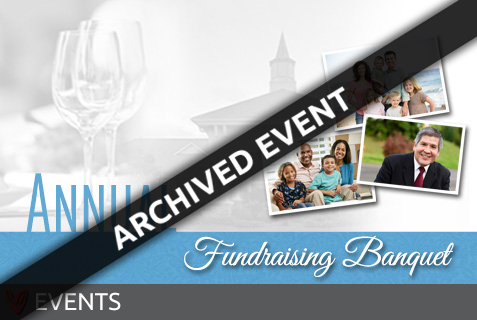 6th Annual Fundraising Banquet