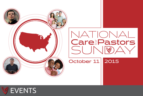 National Care for Pastors Sunday 2015