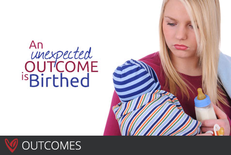 An Unexpected Outcome is Birthed