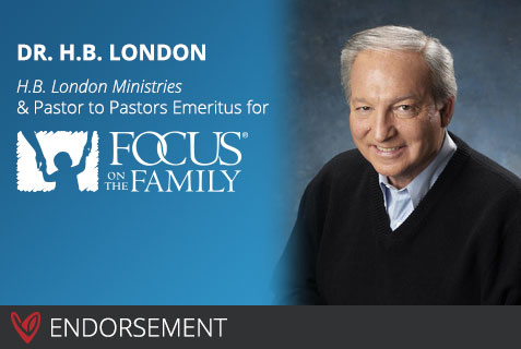 Dr. H.B. London's Endorsement