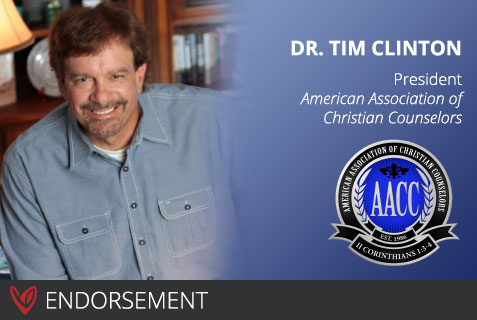 Dr. Tim Clinton's Endorsement