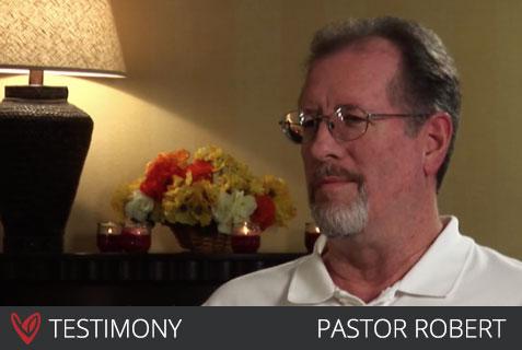 Pastor Robert's Testimony