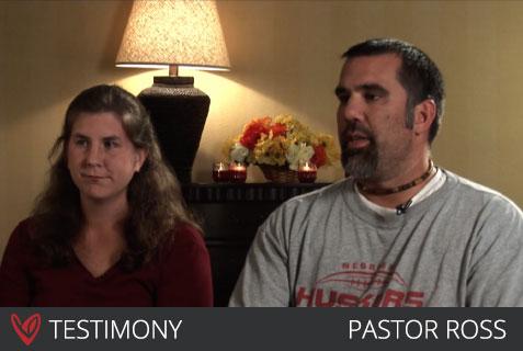 Pastor Ross' Testimony