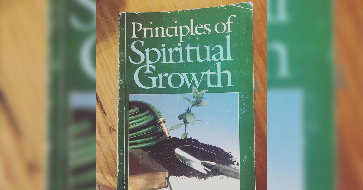 Principles of Spiritual Growth book