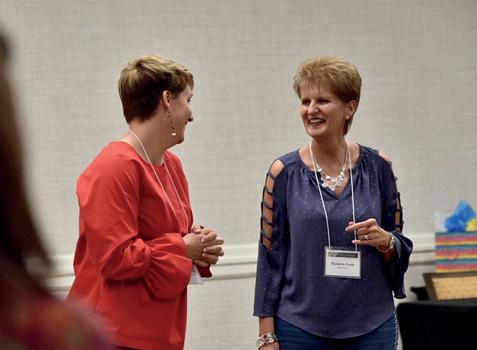 Pastors' Wives | Care for Pastors